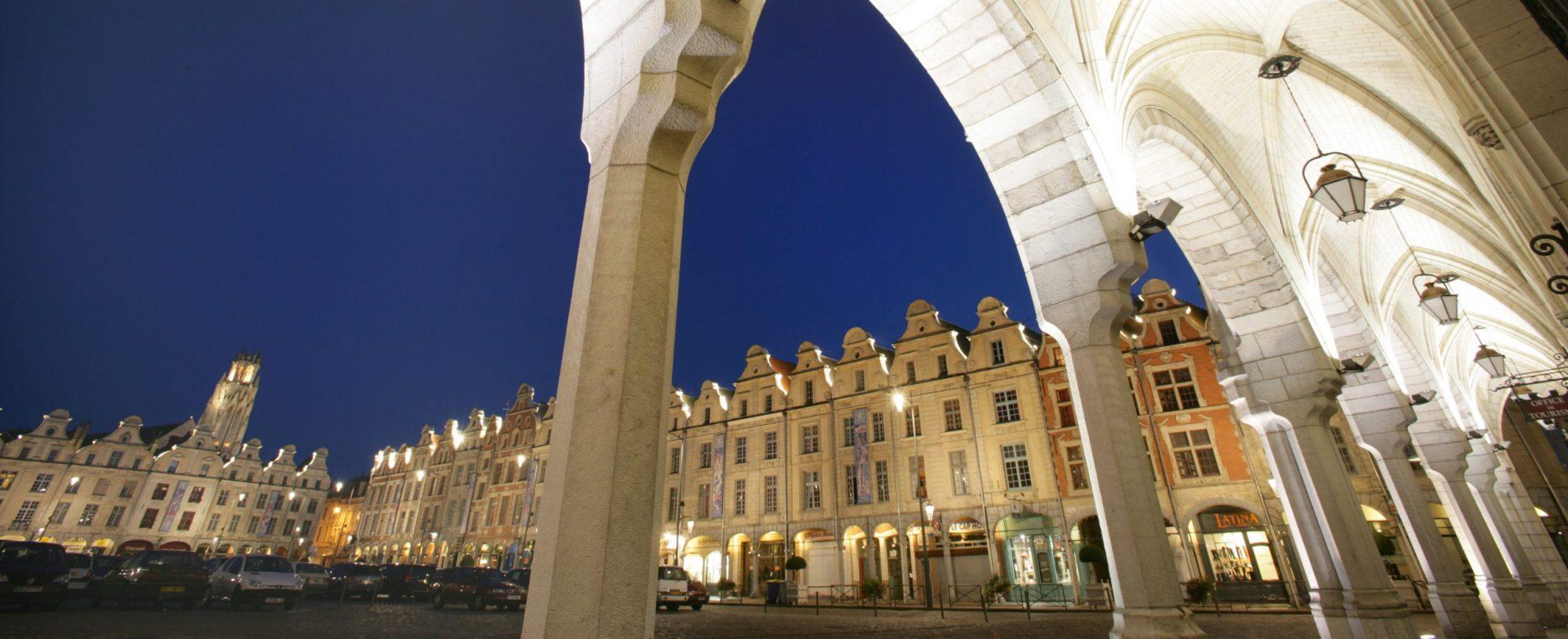 Mission Attractivité Hauts-de-France événement entreprise et congrès Arras