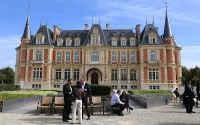 Campus Serge Kampf Les Fontaines