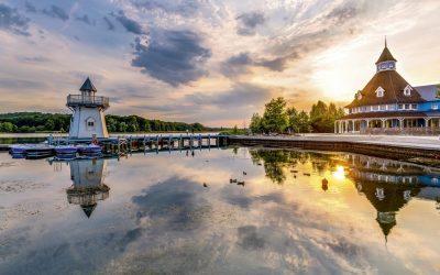 Domaine Le Lac d'Ailette – Center Parcs