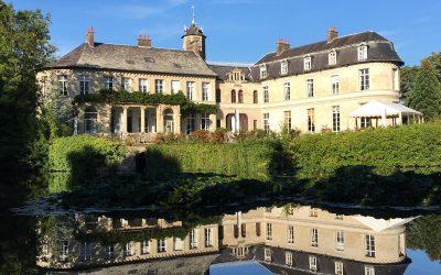 Le Château d'Aubry ***