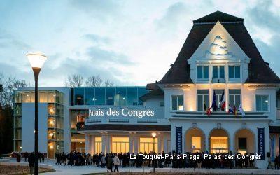 Palais des Congrès du Touquet