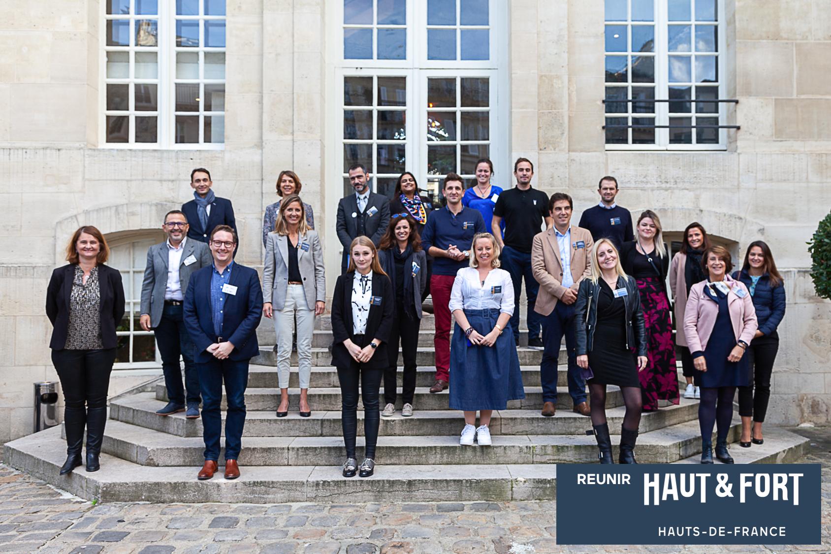 Mission Attractivité Hauts-de-France événement entreprise et congrès Workshop Paris 2020