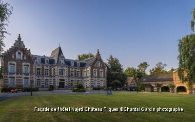 Najeti – Hôtel Château Tilques ***